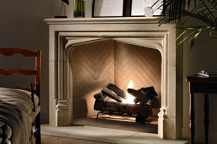 Home Amp Hearth Wood Fireplaces