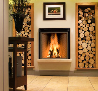 Renaissance High Efficiency Wood Fireplaces